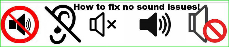 EMERGENCY 20 no sound issue - fix no sound / no audio at all problem